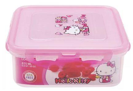 Hộp đựng thực phẩm Lock&Lock Hello Kitty