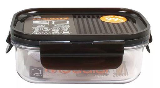 Hộp đựng thức ăn bằng nhựa Lock&Lock Bisfree Modular LBF401