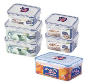 hộp nhựa đựng thức ăn lock&lock