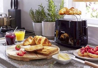máy nướng bánh mì philips