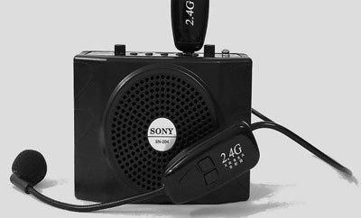 máy trợ giảng Sony
