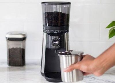 máy xay cà phê động cơ mạnh