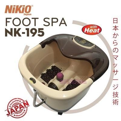 bồn massage chân
