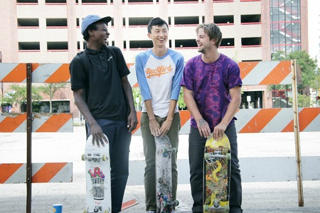 A list of films for skateboarders to get motivated