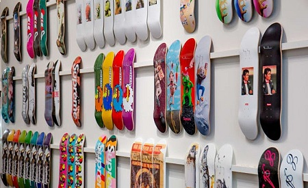 Costs incurred when playing skateboards