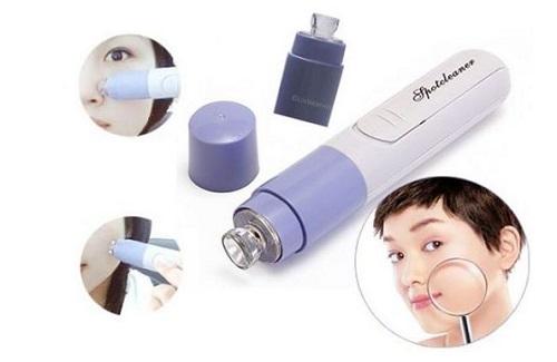 Cách sử dụng máy hút mụn cầm tay mini chuẩn hiệu quả nhất