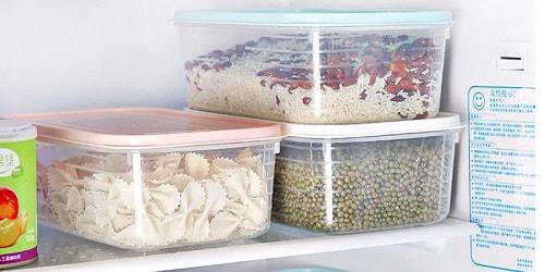 bảo quản gạo không bị mốc