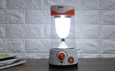 đèn sạc tích điện