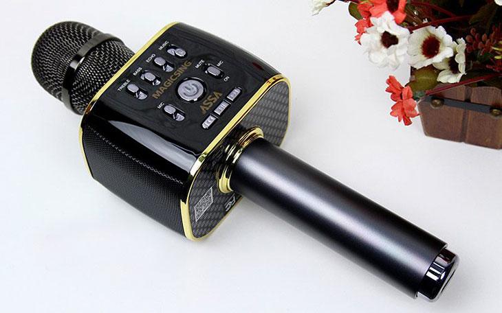 micro karaoke bluetooth loại nào tốt