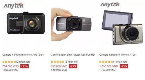 camera hành trình rẻ tốt