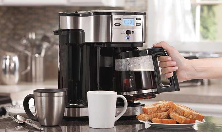 Nên mua máy pha cà phê loại nào tốt nhất hiện nay (mới 2020)