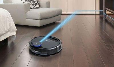 review robot hút bụi lau nhà