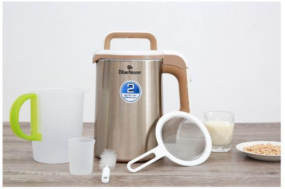 máy làm sữa hạt bluestone