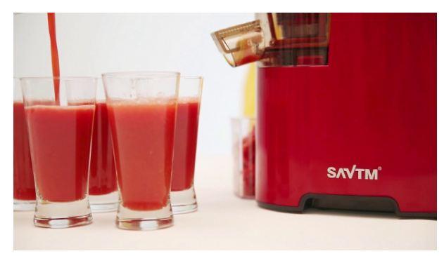 cách sử dụng máy ép trái cây savtm