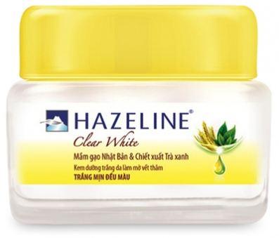 kem dưỡng da mặt hazeline có tốt không
