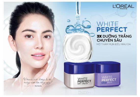 kem dưỡng trắng da loreal có tốt không
