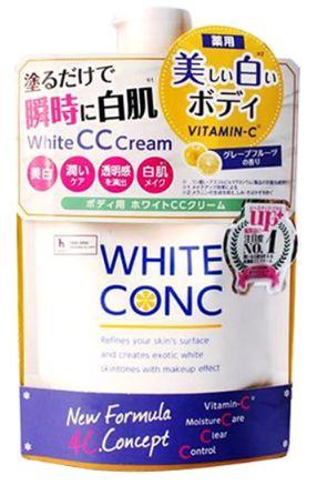 kem dưỡng trắng white conc