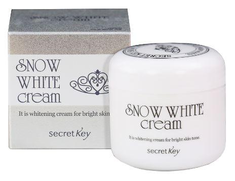 review kem snow white cream