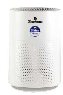 review máy lọc không khí bluestone