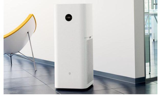 review máy lọc không khí xiaomi
